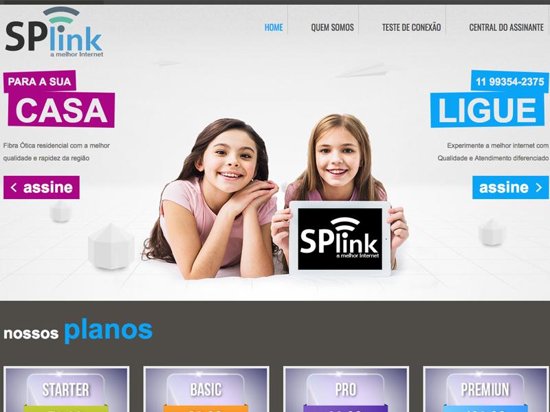 SP Link Internet
